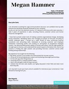 Executive Cover Letter Examples Account Executive Cover Letter Samples Amp Templates Pdf