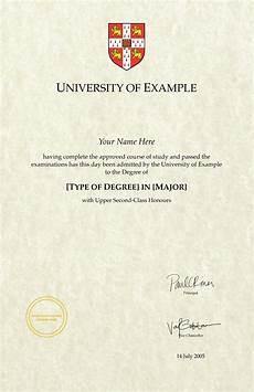 Fake Bachelor Degree Template Fake Diplomas Amp Certificates College Amp University Replicas