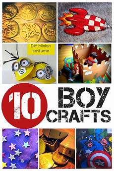 10 boys crafts in the playroom
