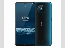 Nokia 5.3 Announced With Android 10 & Quad Camera Setup