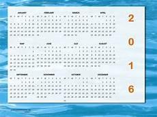 Microsoft Office Calendars 2016 Calendar Templates Microsoft And Open Office Templates