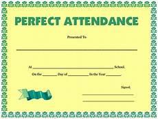 100 Attendance Certificate Template 11 Attendance Certificate Template Free Download