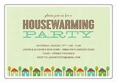 Housewarming Invitation Samples Housewarming Party Invitations Free Template