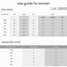 Lululemon Size Chart 6 Lululemon Size Chart Bra Size Charts Lululemon Lularoe