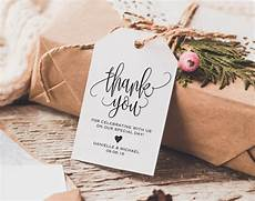 Wedding Favor Tags Thank You Tag Wedding Thank You Tags Gift Tags Wedding