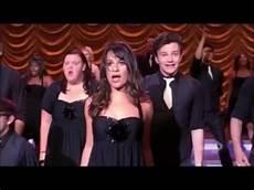 Glee Light Up The World Light Up The World Glee Youtube