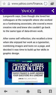 Switching Careers At 35 Switching Careers Later In Life Sorry It S Not Click Able