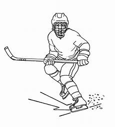ausmalbild eishockey kinder ausmalbilder