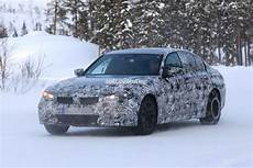 2019 Bmw 3 Series Brings by Spyshots 2019 Bmw 3 Series Shows Production Elements