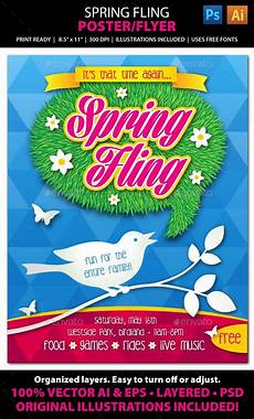 Spring Event Flyer Template 114 Best Images About My Print Templates On Pinterest
