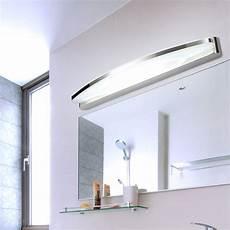 Bathroom Over Mirror Led Lights Pre Modern Minimalist Led Mirror Light Water Fog