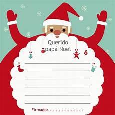 Cartas Para Papa Noel Modelo De Carta Con El Abrazo De Pap 225 Noel