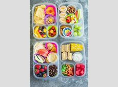 8 Healthy & Delicious Lunches for Back To School. Nut free