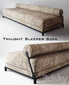 Sleeper Sofa 3d Image by 3d Models Sofa Twilight Sleeper Sofa