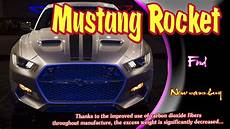 2019 Mustang Rocket by 2019 Ford Mustang Rocket 2019 Ford Mustang Rocket Review