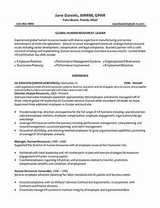 Human Resources Manager Resume Examples Human Resources Manager Resume Example Service
