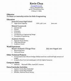 Resume Drafts Iefx Resume Draft