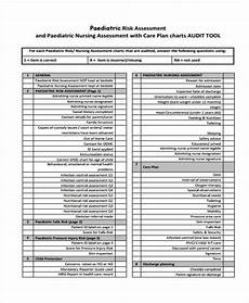 Nursing Assessment Forms Free 22 Nursing Assessment Forms In Pdf Ms Word