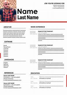 Good Cv Example Of A Good Cv Download Word Template Free Cvs