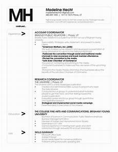 Public Relations Assistant Resume 23 Public Relation Resume Examples Resume Examples