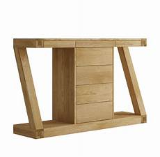 Sofa Table With Shelves Png Image by Z Designer Solid Oak Console Table With Drawers