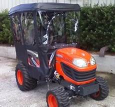 Kubota Bx Series Soft Aftermarket Tractor Cab Enclosures