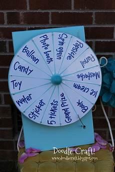 Diy Prize Wheel Doodlecraft Super Spinning Prize Wheel Diy