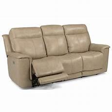 flexsteel latitudes miller power reclining sofa with