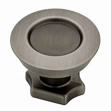 liberty hshire 1 1 4 in heirloom silver cabinet knob