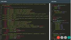 Html Code How To Create A Website Using Html Css Code Editor