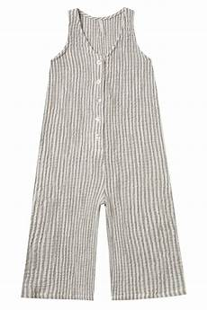 Rylee And Cru Size Chart Rylee And Cru Stripe Bridgette Jumpsuit In Olive Sizes 2