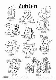 Malvorlagen Vorschule Kostenlos Bild Zahlen Arbeitsbl 228 Tter Vorschule Kinder Lernen Kalender