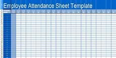 Manual Attendance Register Format Daily Attendance Sheet Template In Excel Xls Attendance