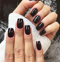 Black Nail Design Ideas 50 Amazing Black Nail Designs You Are Sure To Love