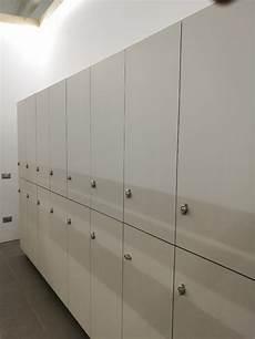 armadietti legno armadietti in legno spogliatoio segala arredamenti