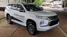 2020 All Mitsubishi Pajero by Mitsubishi Pajero Sport 2020 ค มค าท รอคอย