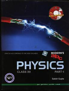 Physics Classes Modern Abc Of Physics Class Xii Set Of 2 Parts Price