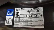Ford Fiesta Low Tire Pressure Light Tyre Pressure Ford Fiesta Zetec S 1 0 Ecoboost 2015