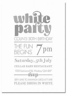 All White Party Invitations Templates White Party Invite Ideas Google Search White Party
