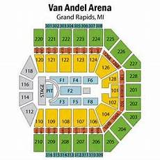 Van Wezel Seating Chart With Seat Numbers Question About Van Andel Arena Seating Chart