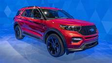 ford usa explorer 2020 2020 ford explorer st explorer hybrid revealed at detroit