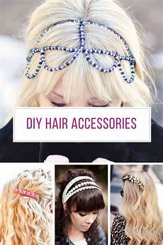 27 stunning diy hair and accessories you need to make