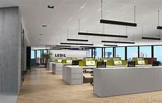 Open Office Light Office Lighting Ledil