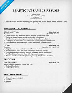 Cosmetologist Resumes Resume Template Skylogic Cosmetology Cosmetologist Builder