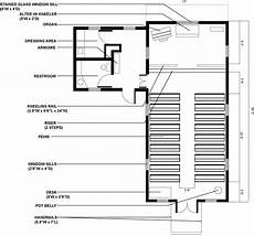 Floor Plan Church Church Floorplan Oaks Pioneer Church Portland Chapel