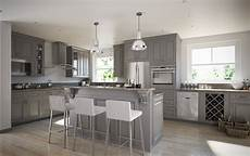 roosevelt steel grey kitchen cabinets willow cabinetry