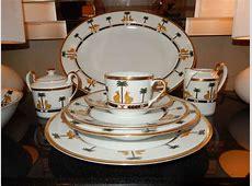 Christian Dior Fine China 'Casablanca' Dinnerware