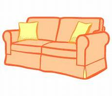 Toddlers Sofa Png Image by Living Room Vocabulary For Learning Picture