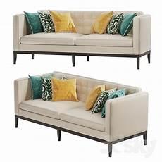 Sleeper Sofa 3d Image by 3d Models Sofa Chesterfield Sleeper Sofa Modern Gray
