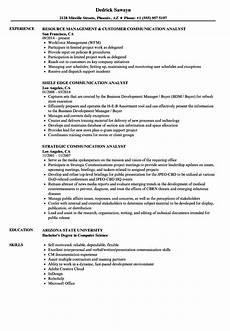 Communication Resume Skills Examples Of Communication Skills On Resume Best Resume Ideas